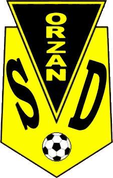Logo de ORZÁN S.D. (GALICE)