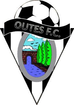Logo OUTES F.C. (GALICIEN)