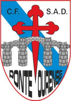 Logo de PONTE OURENSE C.F. (GALICE)