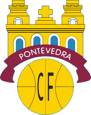 Logo de PONTEVEDRA  CF (GALICE)