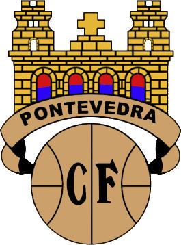 Logo of PONTEVEDRA CF (GALICIA)