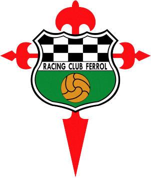 Logo di RACING C. DE FERROL (GALIZIA)