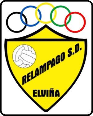 Logo RELÁMPAGO S.D. (GALICIEN)