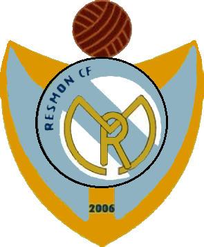 Logo RESMÓN C.F. (GALICIEN)