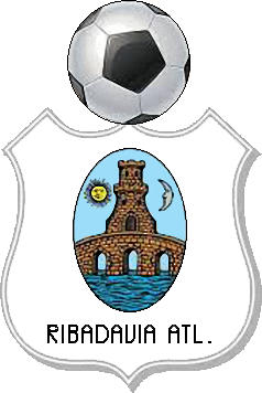 Logo de RIBADAVIA ATLÉTICO (GALICE)