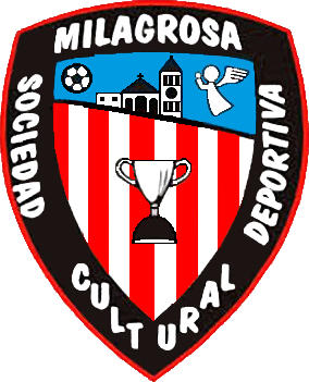 Logo of S.C.D. MILAGROSA (GALICIA)