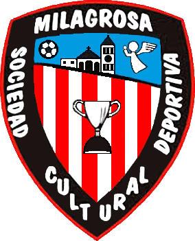 Logo de S.C.D. MILAGROSA (GALICE)