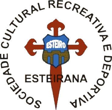 Logo de S.C.D.R. ESTEIRANA (GALICE)
