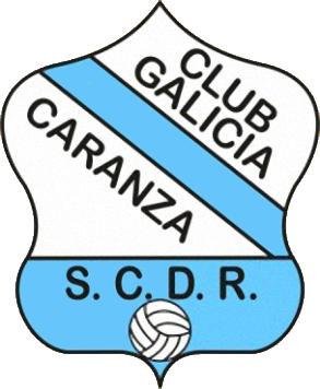 Logo S.C.D.R. GALICIA DE CARANZA (GALICIEN)