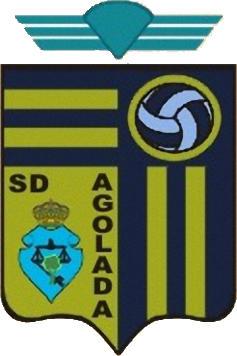 Logo S.D. AGOLADA (GALICIEN)