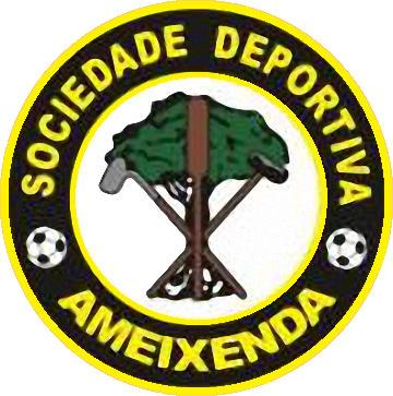 Logo S.D. AMEIXENDA (GALICIEN)