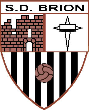 Logo S.D. BRIÓN (GALICIEN)