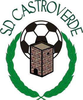 Logo of S.D. CASTROVERDE (GALICIA)
