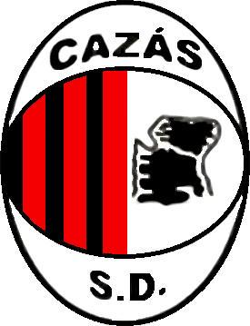 Logo of S.D. CAZÁS (GALICIA)