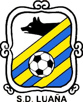 Logo de S.D. LUAÑA (GALICE)