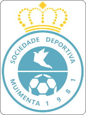 Logo de S.D. MUIMENTA (GALICE)