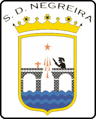 Logo S.D. NEGREIRA  (GALICIEN)