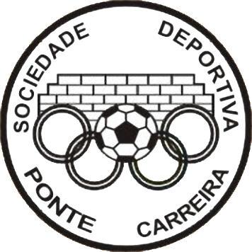 Logo S.D. PONTE CARREIRA (GALICIEN)