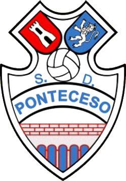 Logo de S.D. PONTECESO (GALICE)