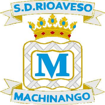 Logo S.D. RIOAVESO MACHINANGO (GALICIEN)