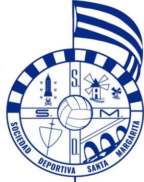 Logo S.D. SANTA MARGARITA (GALICIEN)