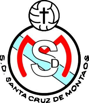 Logo S.D. STA. CRUZ DE MONTAOS (GALICIEN)