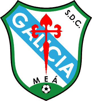 Logo S.D.C. GALICIA (GALICIEN)