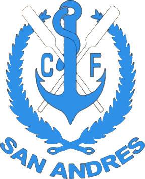 Logo of SAN ANDRÉS C.F. (GALICIA)