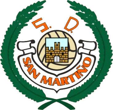 Logo SAN MARTIÑO S.D. (GALICIEN)