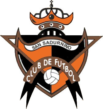 Logo SAN SADURNIÑO C.F. (GALICIEN)