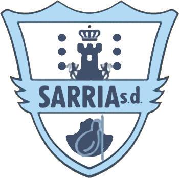 Logo SARRIA S.D. (GALICIEN)