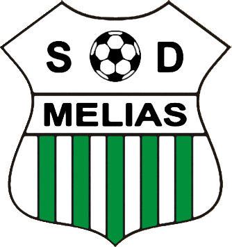 Logo de SDAD. DEP. MELIAS (GALICE)