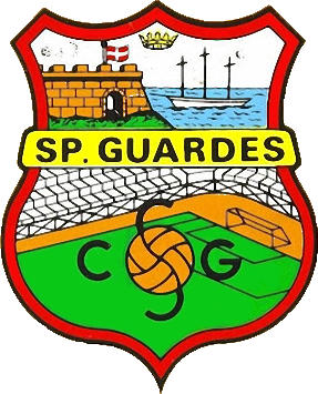 Logo de SPORTING GUARDÉS (GALICE)