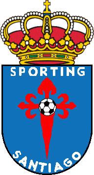 Logo of SPORTING SANTIAGO (GALICIA)