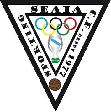 Logo of SPORTING SEAIA C.F. (GALICIA)