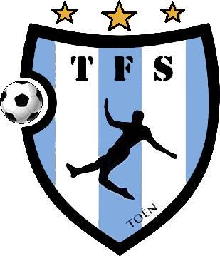 Logo of TOÉN F.S. (GALICIA)