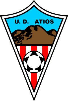 Logo U.D. ATIOS (GALICIEN)