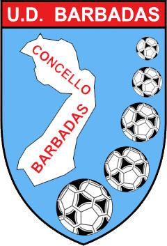 Logo U.D. BARBADAS (GALICIEN)