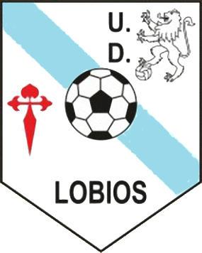 Logo de U.D. LOBIOS (GALICE)