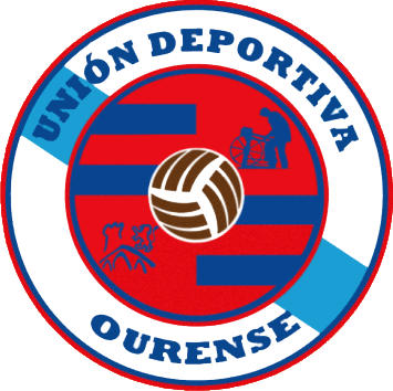 Logo U.D. OURENSE (GALICIEN)