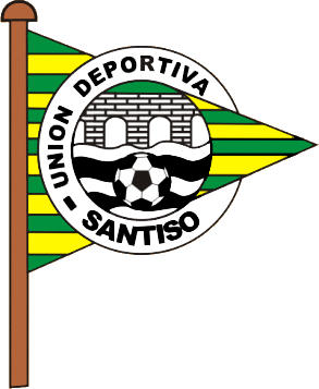 Logo of U.D. SANTISO (GALICIA)