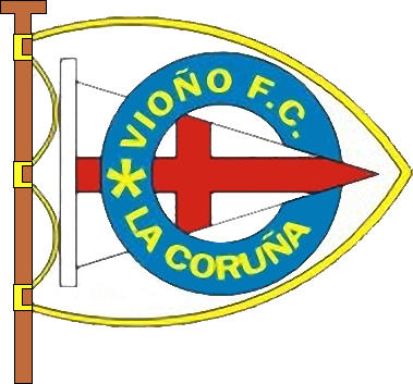 Logo VIOÑO F.C. (GALICIEN)