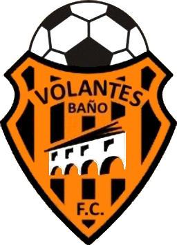 Logo di VOLANTES DE BAÑO F.C. (GALIZIA)