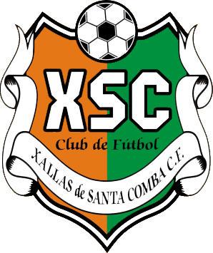Logo de XALLAS DE SANTA COMBA C.F (GALICE)