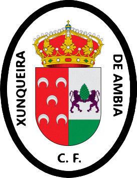 Logo de XUNQUEIRA DE AMBIA C.F. (GALICE)
