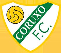 のロゴCoruxoフットボールクラブ