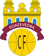 Logo de PONTEVEDRA  CF