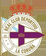 Logo of REAL C. DEPORTIVO DE LA CORUÑA