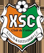 Logo de XALLAS DE SANTA COMBA C.F