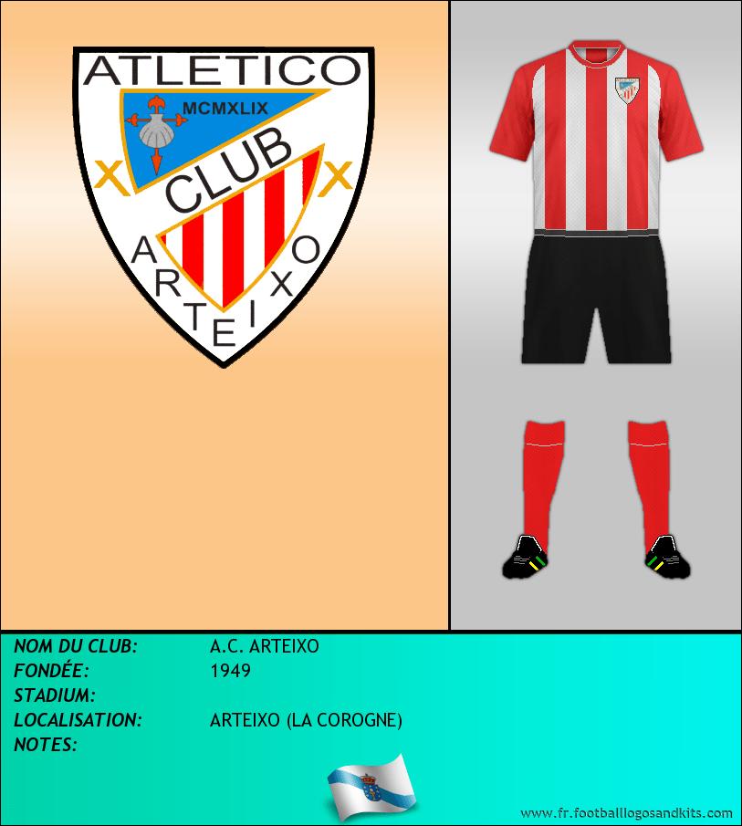 Logo de A.C. ARTEIXO